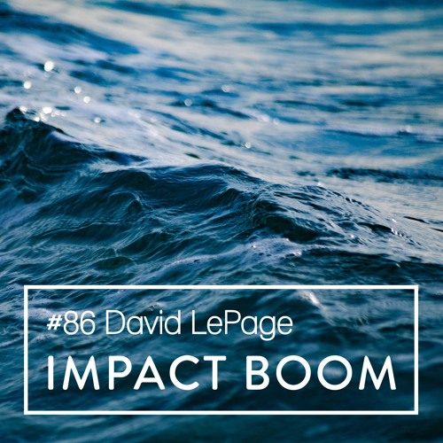 Episode 86 (2018) David LePage On Transforming Communities With Social Entrepreneurship