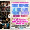 GOOD FRIENDS BETTER THAN POCKET MONEY PROMO CD BY DJ DANE ONE