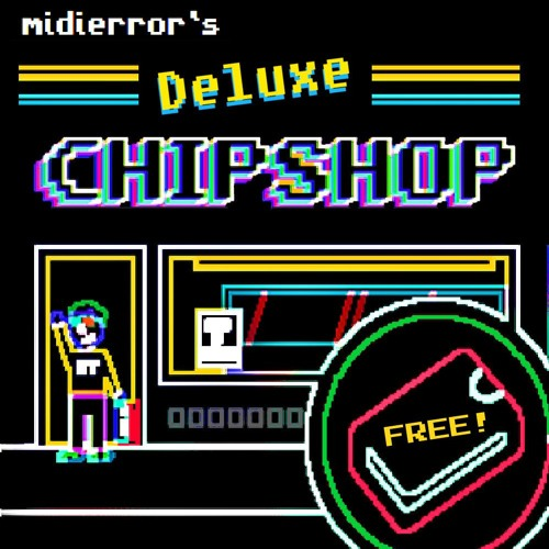 The Deluxe CHIPSHOP! [FREE SAMPLE PACK] - Updated, Re-Organised and Remastered!