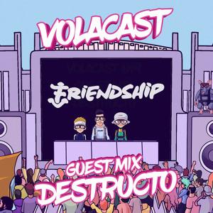 VOLAC & Destructo - VOLACAST 019 2018-06-05 Artwork