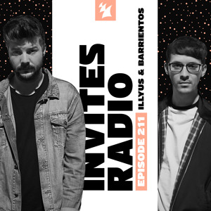 Illyus Barrientos - Armada Invites Radio 211 2018-06-05 Artwork