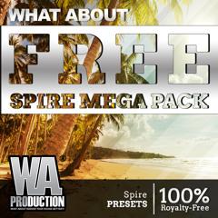 Free Spire Mega Pack   192 Spire Presets