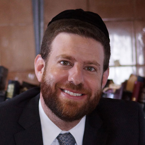 Ep 53: Living a First Choice Life with R' Yehoshua Styne