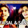 Kora Kagaz Tha Ye Man Mera | FAISAL & SANYA SHREE Cover of Kishore & Lata