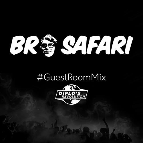 Bro Safari - Diplo's Revolution #GuestRoomMix