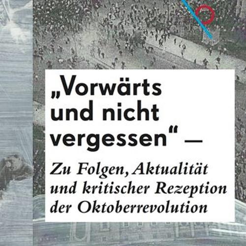 Hannes Gießler-Furlan - Von der Oktoberrevolution zum Stalinismus