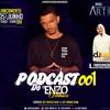 PODCAST 001 DO DJ ENZO SANTOS PART. DJ JEAN DU PCB Portada del disco