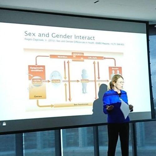 (AUDIO) Prof Londa Schiebinger, Stanford: Gendered Innovations In Science: Medicine And Engineering