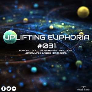 Paul Steiner - Uplifting Euphoria 031 2018-06-11 Artwork