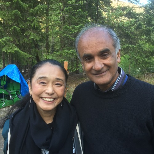 Pico Iyer-Active Voice Podcast