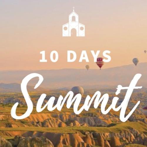 10 Days Prayer Focus - Jonathan Friz (Part 3)