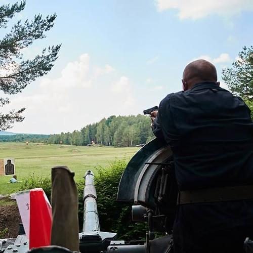 Пряме включення з Павлом Ковальчуком з Німеччини про ІІ день #StrongEurope #TankChallenge