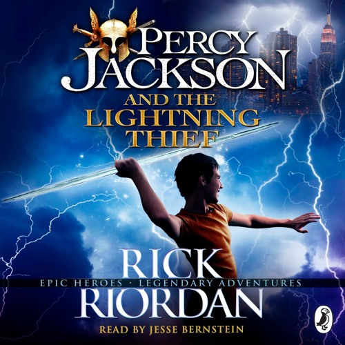 Percy Jackson and the Lightning Thief by Rick Riordan (Book 1 Audio Extract) Read By Jesse Bernstein