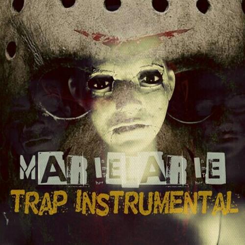 Marie Larie - Instrumental Trap Beat - Tazpiano Presents