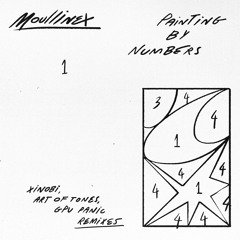 Moullinex - Painting By Numbers (Art Of Tones Remix)