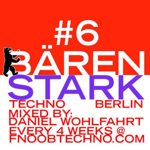 Bärenstark Techno Berlin #6 02.06.2018