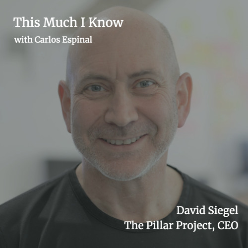 David Siegel of The Pillar Project on Crypto, ICO structures & Bubbles