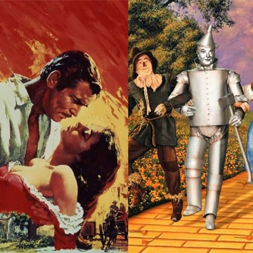#120 - The Most Popular Films Ever: Gone With the Wind and The Wizard of Oz