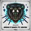 Jantsen - Bring It Back ft. Yaysh