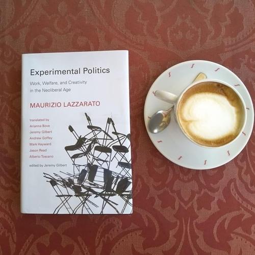 10 Jeremy Gilbert on Maurizio Lazzarato's Experimental Politics by