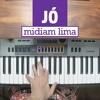 [No teclado] JÓ - Midiam Lima Portada del disco