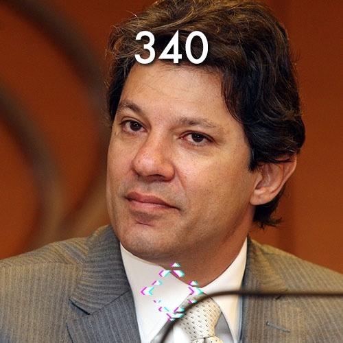 AntiCast 340 – Fernando Haddad