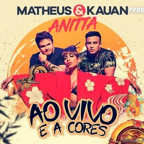 VS SERTANEJO  E A CORES - Matheus & Kauan part. Anitta