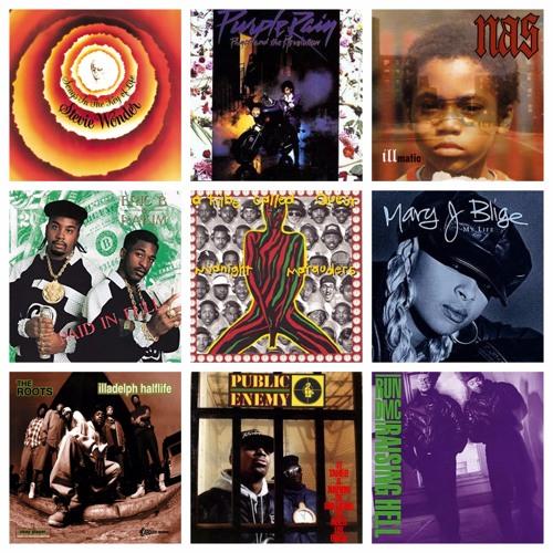 9 good albums...