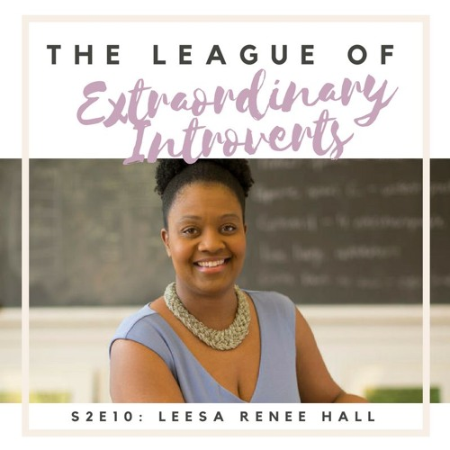 S2E10 Expressive Writing with Leesa Renee Hall