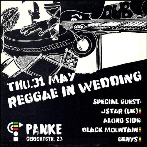 Reggae in Wedding (May 2018) - Genys Selection