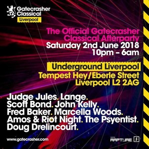 Amos Riot Night @ Gatecrasher Classical Afterparty 2018-06-02 Artwork