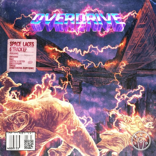 SPACE LACES - Overdrive