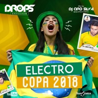 Drops Radio - Electro Copa (Alok,VintageCulture,Kvsh,Jord,Evokings+) Artwork