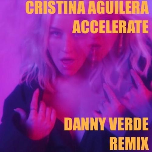 C. A. - AxxelerAte (Danny Verde Remix)