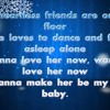 Alex Sparrow - She's Crazy But She's Mine - English Version ( Lyrics Video )