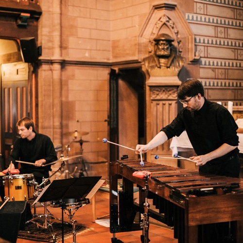 Fireflies flying by (Marimba/Drums Duo)