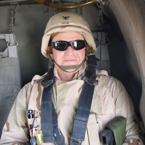 Get Up Nation Podcast Episode 24 Guest: Colonel Don Taylor, US Air Force Veteran and Author