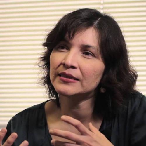 Landy Sánchez, Investigadora del Colegio de México
