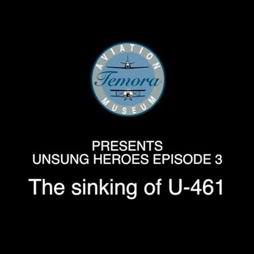 Sinking Of U - 461