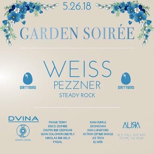 Dj Set - Garden Soiree - Ceemoar B2B Osutin by Osutin on SoundCloud