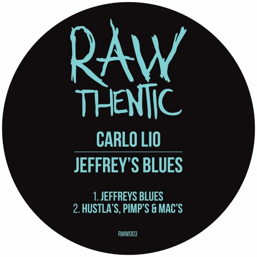 Carlo Lio - Jeffrey's Blues EP