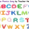 The Phonics Song for Children by Teacher Ham! (A-Z)