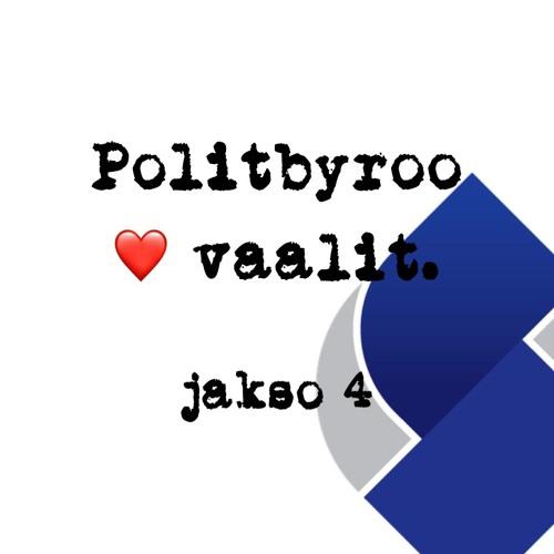 Politbyroo & vaalit: siniset