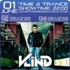 Time4Trance #118 part 2 Vlind Live in studio