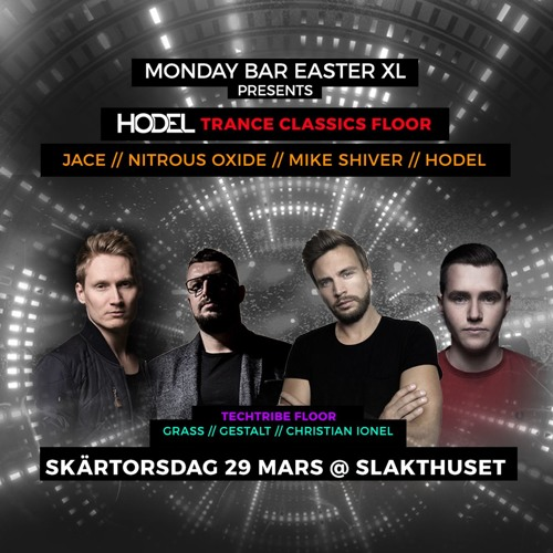 Mike Shiver Classic Set - Monday Bar Easter XL 2018