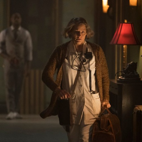 """Jodie Foster Discusses Male Gaze's Effects On Cinema (""""Hotel Artemis"""")"""