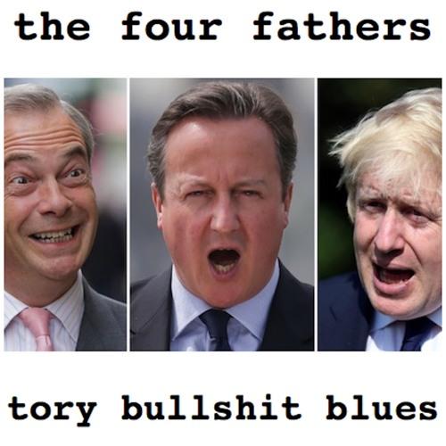 Tory Bullshit Blues