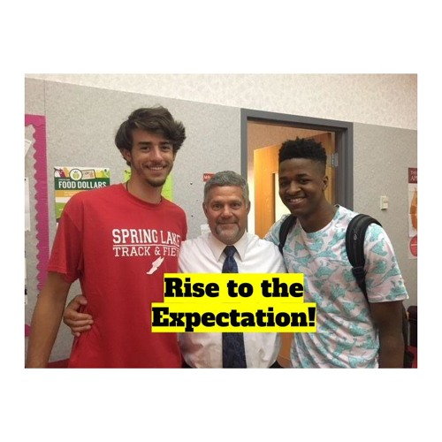 Episode 142--Rise to the Expectation, John Coughenour