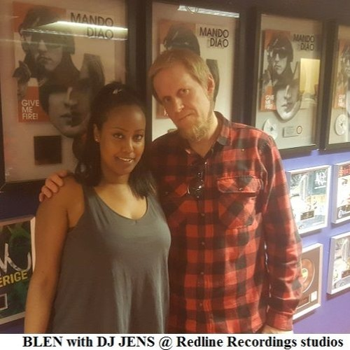 BLEN Intervju - Interview by DJ Jens on The Soul Underground Show @ MRS 90.5 FM June 3rd 2018