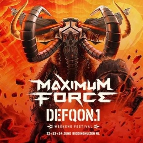 Defqon 1 2018 Warm Up Mix | Raw